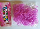 Colorful Paars loomband