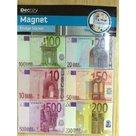 Koelkast magneten Europrint 6 stuk