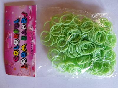 Colorful Mint Groen loomband